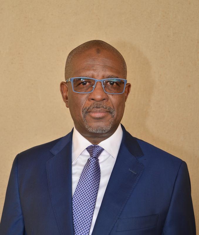 Abdallah BOUREIMA, Président de la Commission depuis mai 2017