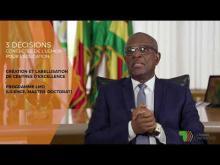 La Commission de l'UEMOA fait de l'éducation un passage obligé pour le développement