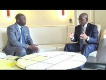 Interview du PCOM par INITIATIVE AFRICA