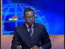 JT Télé Sahel : Invité, le Président de la Commission de l'UEMOA