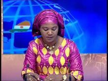 PCOM : Invité JT de Télé Niger