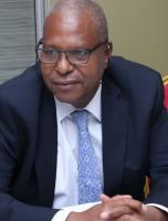 Abdoulaye DJADAH (Vice-Président pour le NIGER)