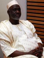 Abdoulaye KONATE (Vice-Président pour  le MALI)