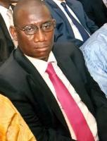 Abdoulaye Yaguenar KHOUMA (Premier Secrétaire)