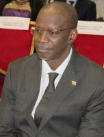 M. Lassine BOUARE, Commissaire DSAF
