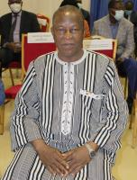 M. Filiga Michel SAWADOGO, Commissaire DMRC