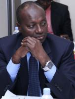 Faman TOURE (Vice-Président pour la COTE D'IVOIRE)