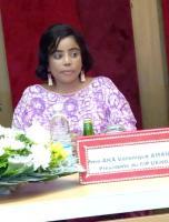 AKA Véronique AMANAN, Présidente du CIP-UEMOA