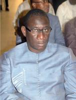 Abdoulaye Y. KHOUMA 1er  Secrétaire