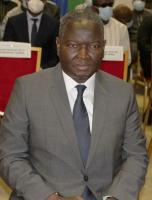 M. Abdoulaye DIOP, Président de la Commission